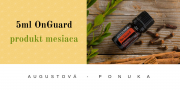 PRODUKT MESIACA 5ml On Guard