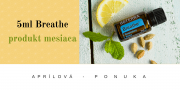 PRODUKT MESIACA  Breathe 5ml