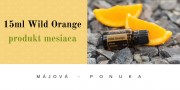 PRODUKT MESIACA Wild Orange 15ml
